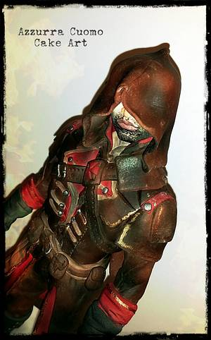 Assassin's creed Rogue!  - Cake by Azzurra Cuomo Cake Art