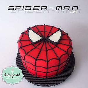 Torta Spiderman Cake - Cake by Dulcepastel.com