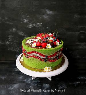 Fruit cake - Cake by Mischell