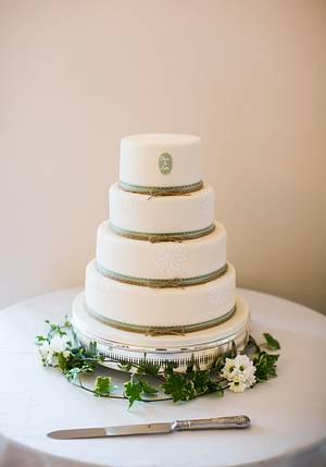 Samantha - Cake by Cupcake Delight