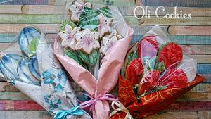 Flowers - Cake by Olivera Vlah