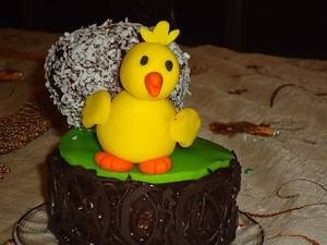 Easter cupcake - Cake by Nodycakes