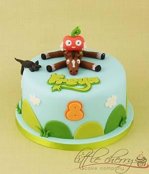 Moshi Monster Cake - Cake by Little Cherry