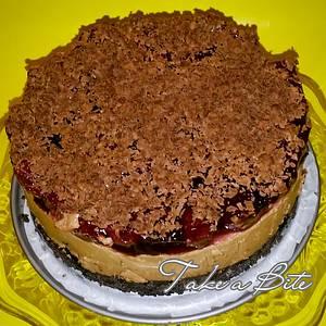 Schwarzwalder Kirsch Cheesecake - Cake by Take a Bite
