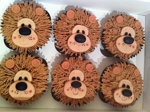 Chocolate marmalade bears - Cake by Suzie Street
