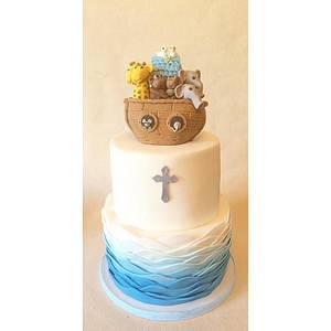Noah's Ark - Cake by Beth Evans