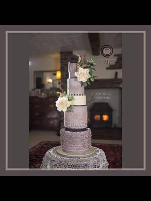 Downton Abbey Collaboration - Cake by Elli Warren