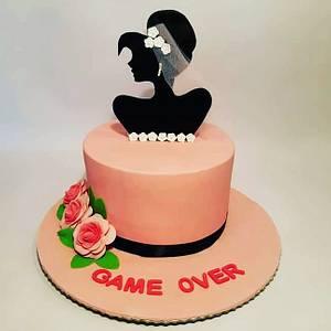 Lady cake - Cake by Zerina