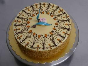 Special birthday cake  - Cake by Todor Todorov
