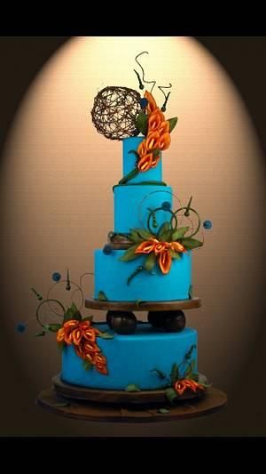 Blu - Cake by Bryson Perkins