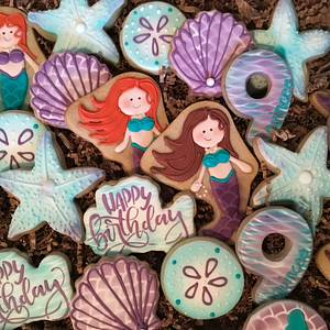 Under the sea - Cake by Sweet Traditions