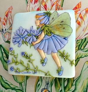 My Little Fairy (Wonderland) - Cake by The Cookie Lab  by Marta Torres