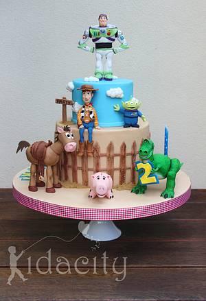 Toy Story - Cake by Kidacity