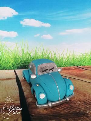 Bug Car - Cake by Zaklina