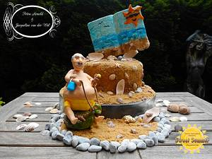 Sweet Summer Collaboration - Summer Madness with dr. Phil ;) - Cake by Jacqueline
