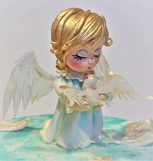 angel ♥ - Cake by Torty Zeiko