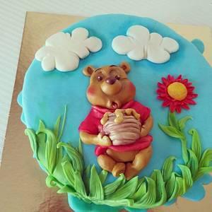 winnie - Cake by carlaquintas