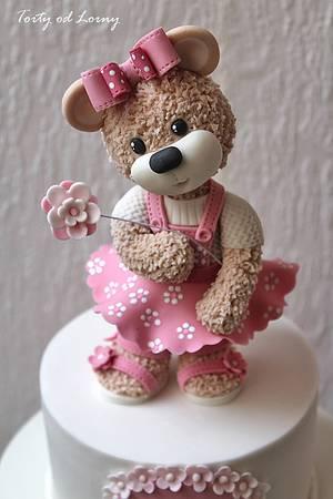 Little Teddy Bear.. - Cake by Lorna