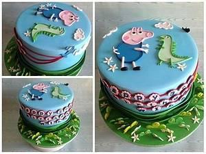George - Cake by Trickycakes