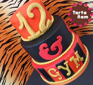 tarta aniversario - Cake by Ana