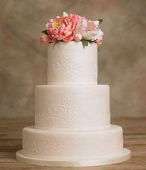 Calssic Sheet Cake - Cake by Sharon Zambito