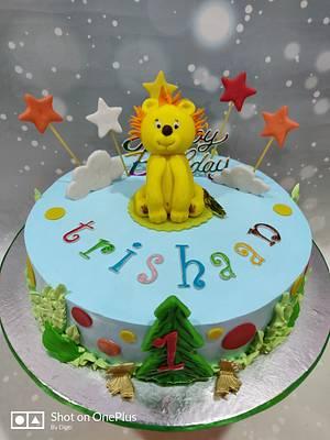 Lion king - Cake by Cakebake