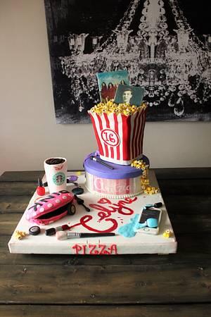 icing smiles dream cake - Cake by Tabi Lavigne
