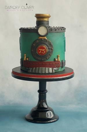 Loco - Cake by Sugar Street Studios by Zoe Burmester