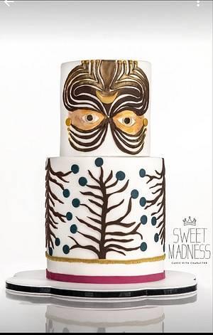 Fashion Cake - Cake by Korontini Evangelia