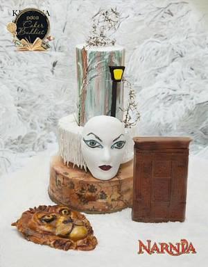 Caker-buddies-children-storybook-collaboration-Narnia  - Cake by krishnasinghvi