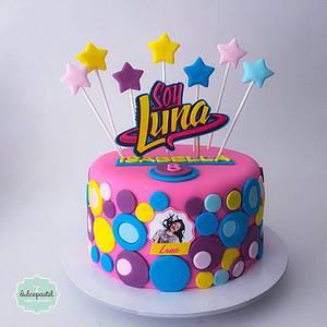 Torta de Soy Luna Cake - Cake by Dulcepastel.com