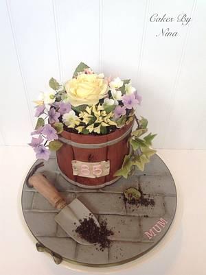 Birthday plater cake  - Cake by Nina