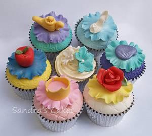 Princess  - Cake by Sandra's cakes