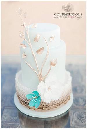 Desert Love  - Cake by Sara & Soha Cakes - i.e. Gourmelicious
