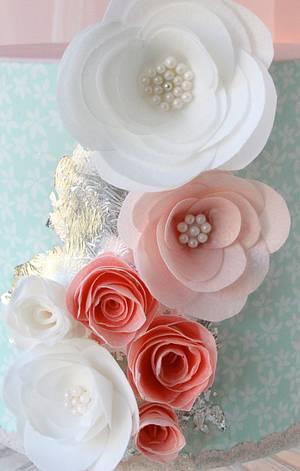 30th Birthday Cake - Vintage - Cake by Lorynne Heyns