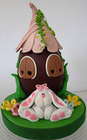 Sweetie bunny ❤️  - Cake by Clara