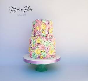 Ganache cake - Cake by Maira Liboa