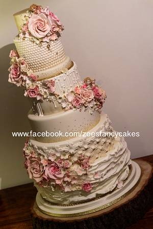 My Cake international entry from this weekend :) - Cake by Zoe's Fancy Cakes