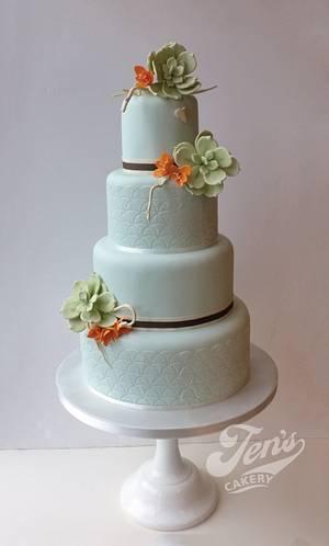 Endellion - Cake by Jen's Cakery