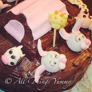 Ark Cake - Cake by All Things Yummy