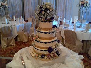 Dromoland magic - Cake by Aine Cuddihy