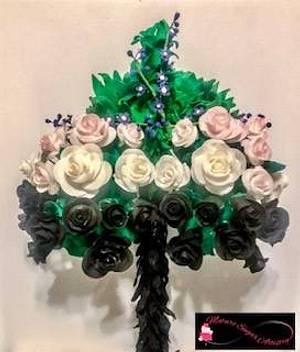 World Cancer Day piece  - Cake by Angela Maturo