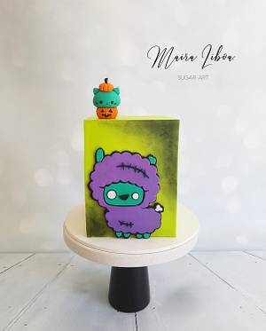 Halloween - Cake by Maira Liboa
