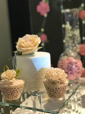 Mini cake - Cake by Griselda de Pedro