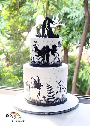 Fairy's Love - Cake by Joonie Tan
