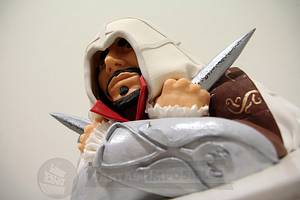 Assassin's Creed cosplay - Cake by Tartas Imposibles