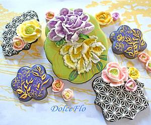 Oriental Flavor - Cake by DolceFlo