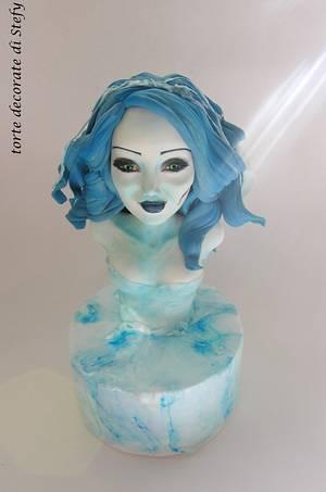 Corpse bride - Cake by Torte decorate di Stefy by Stefania Sanna