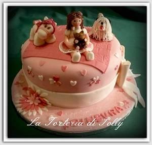 Il primo compleanno !!! Happy birthday !!! - Cake by La Torteria di Polly Dì