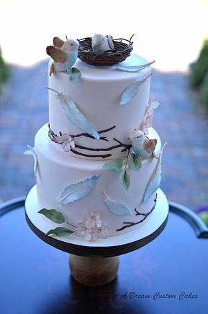 Leaving the nest - Cake by Elisabeth Palatiello